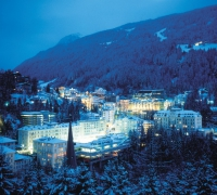 Gastein by night