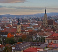 Cluj-Napoca by Kyle Taylor