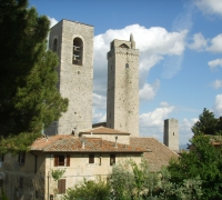 San Gimignano by Sailko