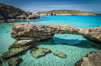 Blue Lagoon© viewingmalta.com Credit Gregory Iron