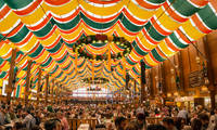Oktoberfest Fair Grounds