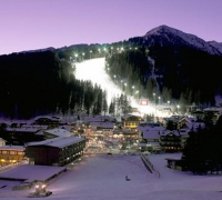 Slopes by night