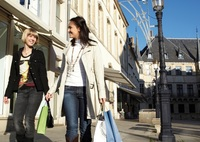 Shopping Luxembourg City © Ministere du Tourisme