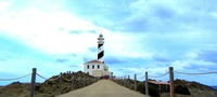 Favartix Lighthouse. Menorca