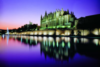 Cathedral of Palma de Mallorca by Gaspar Monroig