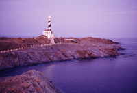 Favaritx Lighthouse, Menorca. By Pedro Coll
