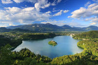 Panorámica Lago Bled