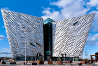 Belfast titanic Museum ©Ireland Tourism Office