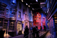 Warner Bros Studio Tour ©Marie Guillaumet