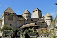 Chillon Castle ©Montreux Rivera